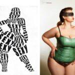 «Перепиши меня заново…» Модель Plus Size Марина Рудницкая
